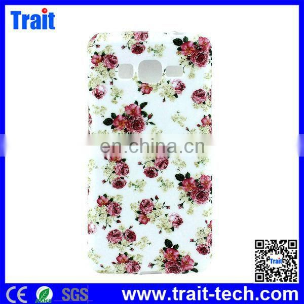 Factory Price!1!TPU Back Cover Case for Samsung Galaxy Grand Prime G530