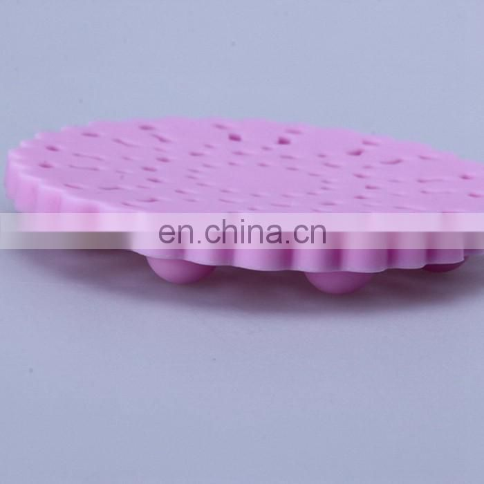 Hot Product Custom Soft Silicone Special Design Quality Assured China Supplier Silicone Soap Holder