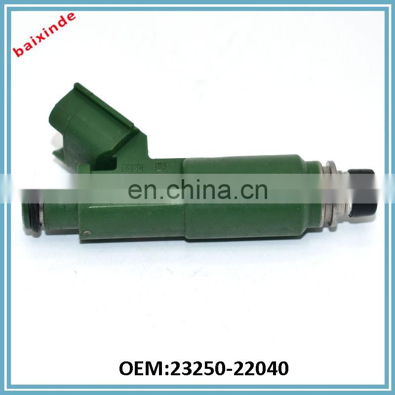 Rotary Fuel Injection OEM 23250-22040 Flow Matched Fuel Injector
