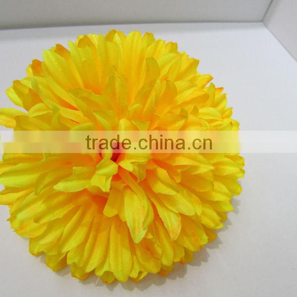 2013 hot selling artificial flower heads for wreath,big head flowers(AM-F-38)