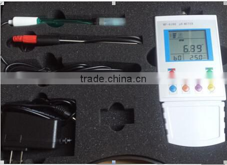 factory price high precision portablel PH/ORP meter specially