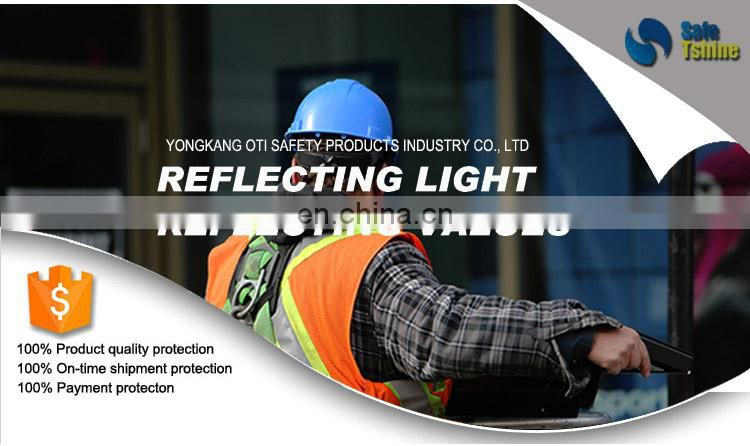 Factory made Ansi standard hi vis Reflection Safety Vest