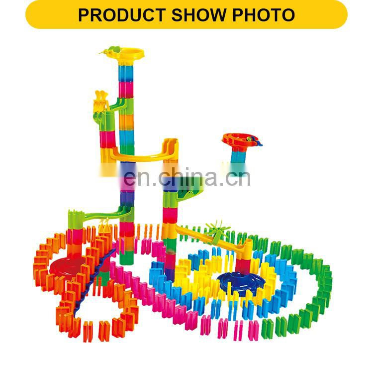 Top selling educational mini domino game set for children 191pcs