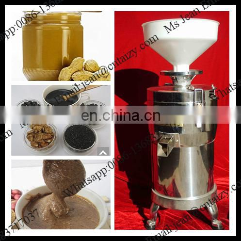 Industrial Crunchy Peanut Butter Grinding Machine / Sesame Colloid Mill Machine / Tomato Colloid Grinder Image