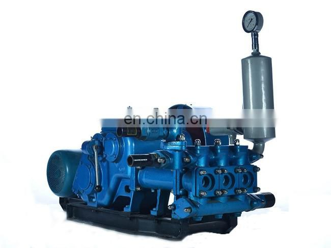 Goog quality duplex mini mud pump for water supplying