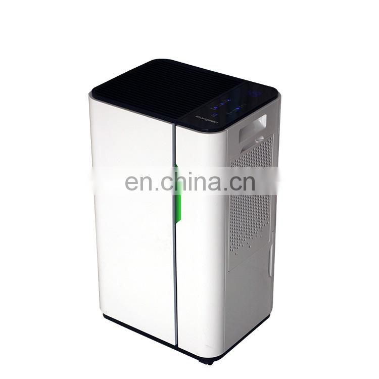 portable auto defrost wholesale home air purifier with dehumidifiers