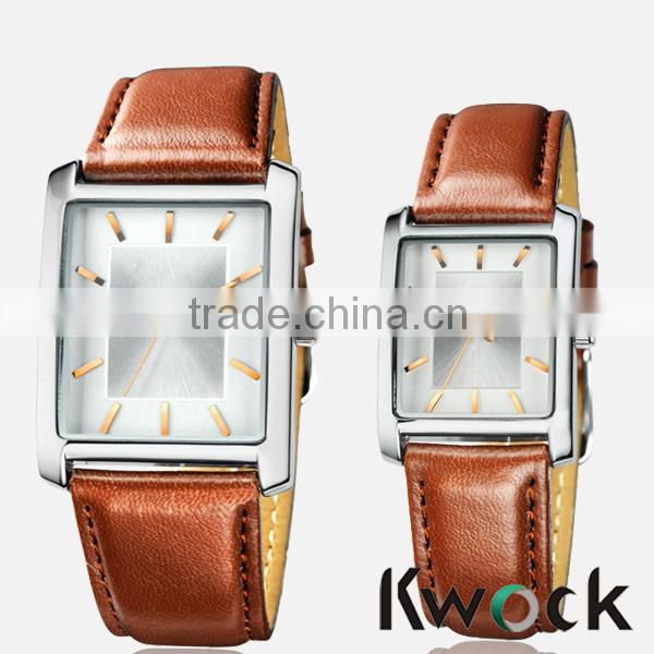 Couple Lover's Watch Japan Quartz Fashion Pair Watch for Wholesale and OEM