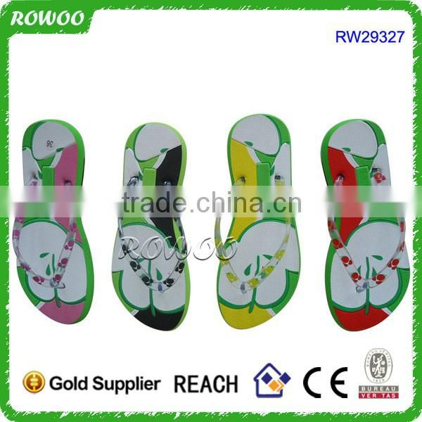 cheap pvc slipper summer customized kids flip flops child plain cute slippers
