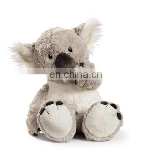 New 2017 beatiful koala bear plush toy cute lovely baby toy
