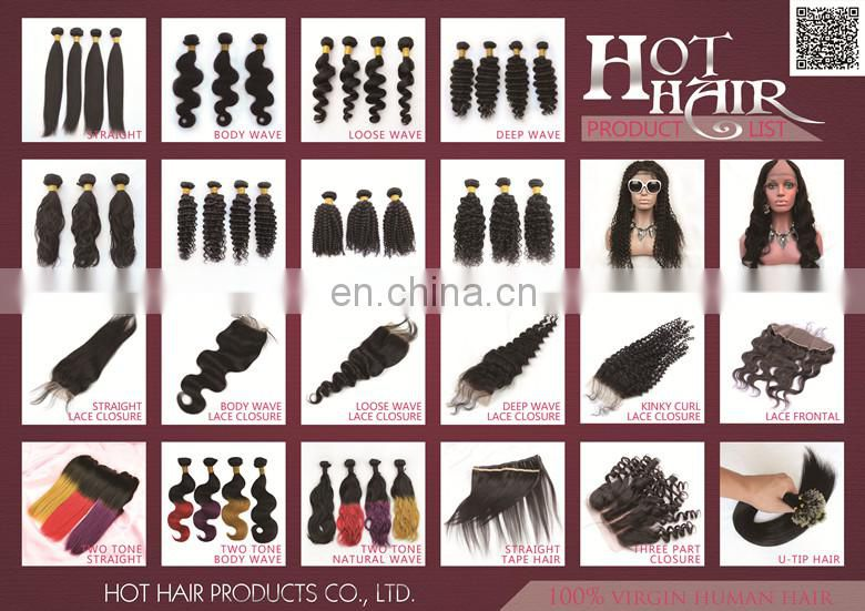 Wholesale Top Quality 100 percent human hair full lace wigs with natural brazilian virgin human hair