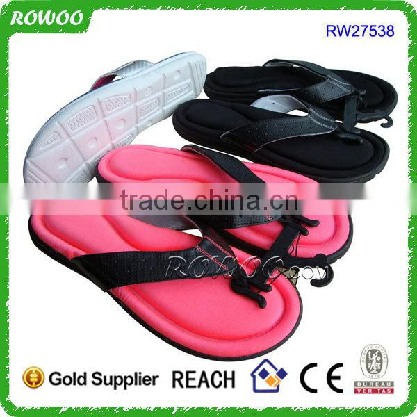 CHINA FACTORY POPULAR FLIP FLOP WITH MEMORY FOAM