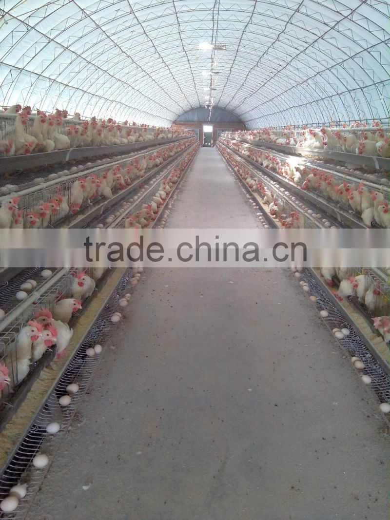 Chicken Use and steel wire Material battery chicken layer cage sale ...