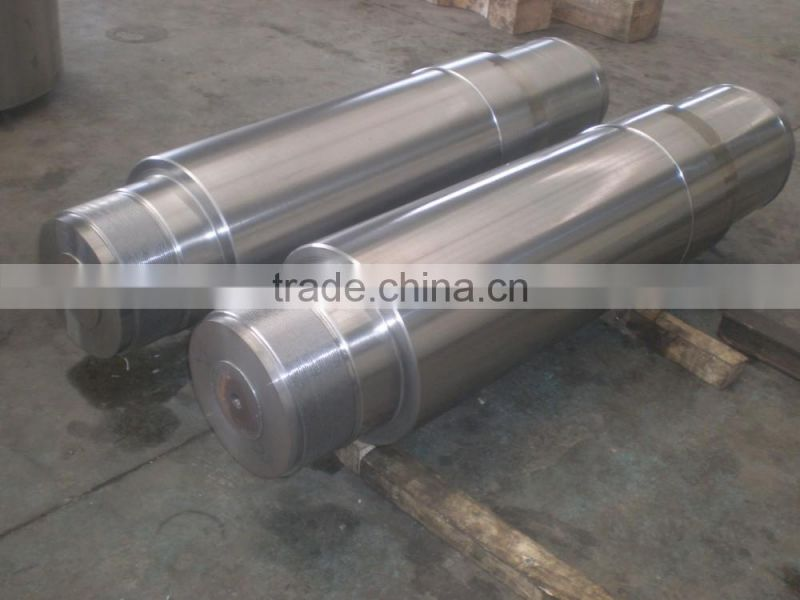Cast iron flexible long shafts