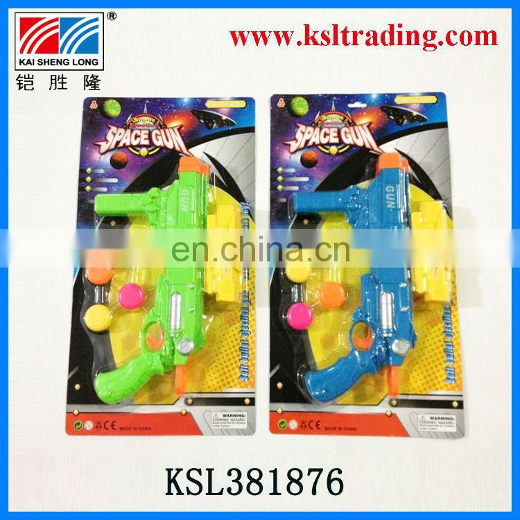 hot sale funny plastic pingpong gun toy