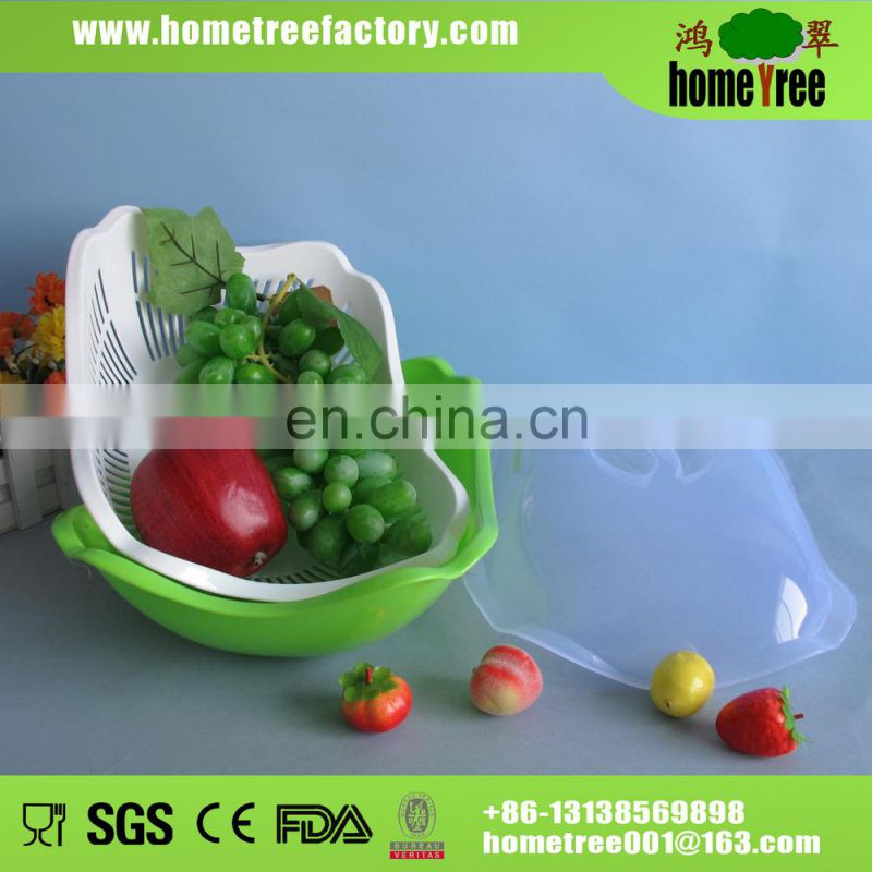 2015 good quality plastic sink strainer