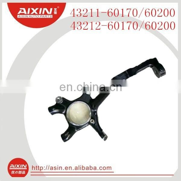high quality auto steering system knuckle for 4RUNNER LEXUS 43211-60170 43212-60170