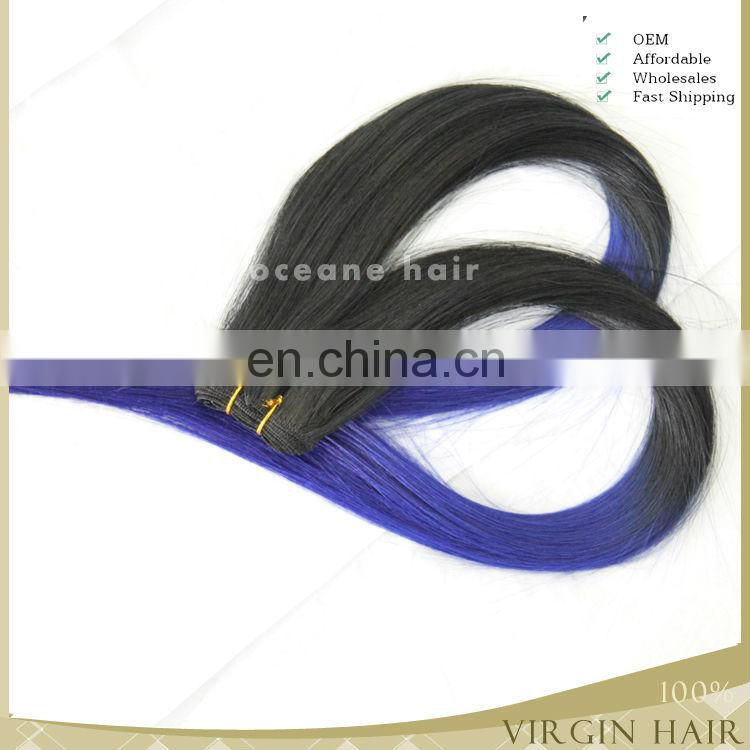 Christmas sale virgin hair extensions gray human hair sales