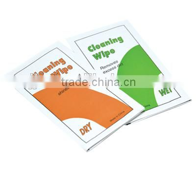JJC CL-T3 Cleaning Wipes Set for Camera Lens