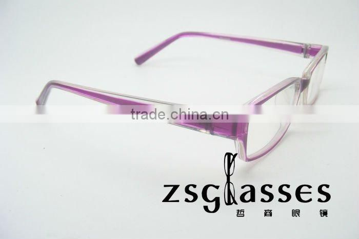 New High Power purple frame reading glasses blue frame reading glasses