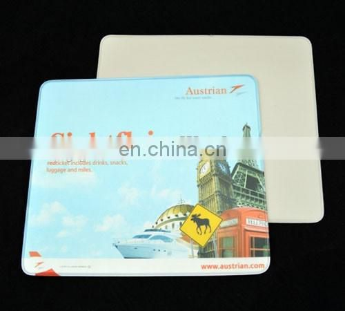 Anti Slip Square PVC Foam Mousepad Hot Gift made in China