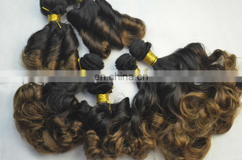 Long lasting 6A pissy curly hair with thick bottom
