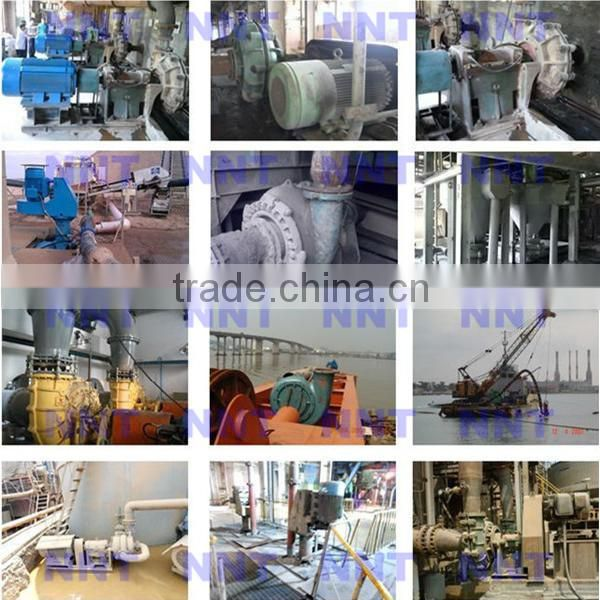centrifugal river sand pumping machine horizontal sand dredging gravel pump for sand suction