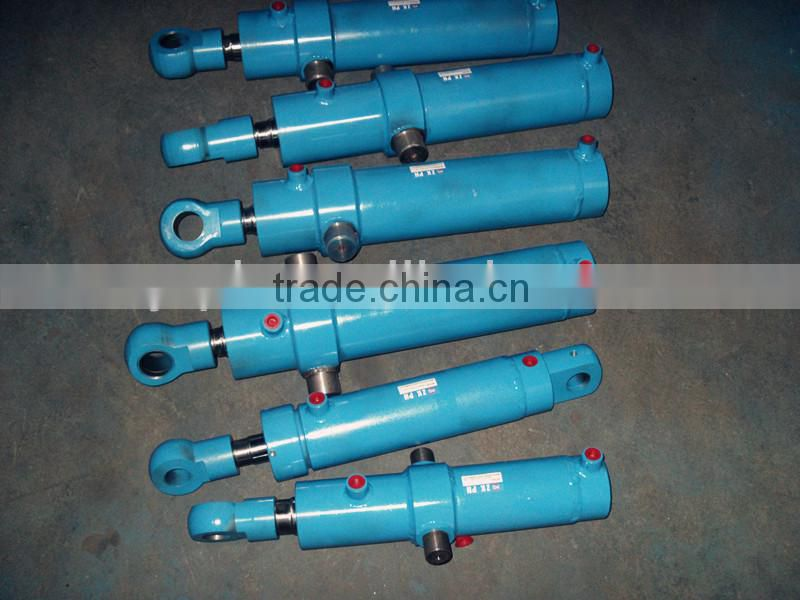 Made In China Double Acting Piston Rod First Type /High Quality Telescopic Cylinder/Small Hydraulic Cylinder