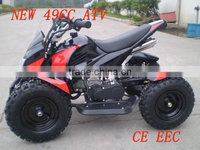 wholesale 2-stroke mini 49cc atv for kids