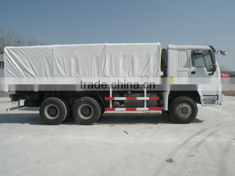 QINGZHUAN HOWO 6X6 military trucks for sale