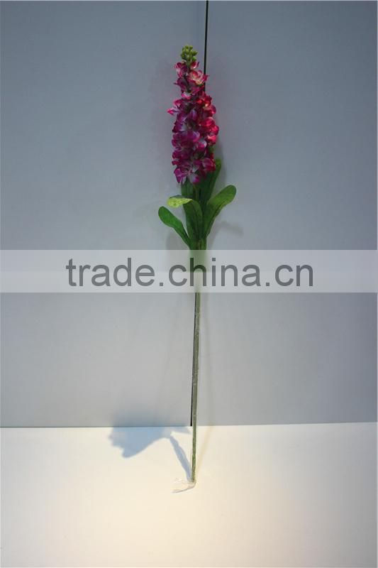 Home garden creepers decoration 60cm Height artificial white Lavender flowers making EXYCH04 2215