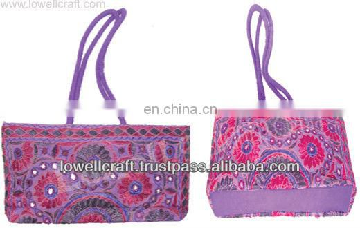 indian ethnic hand bag