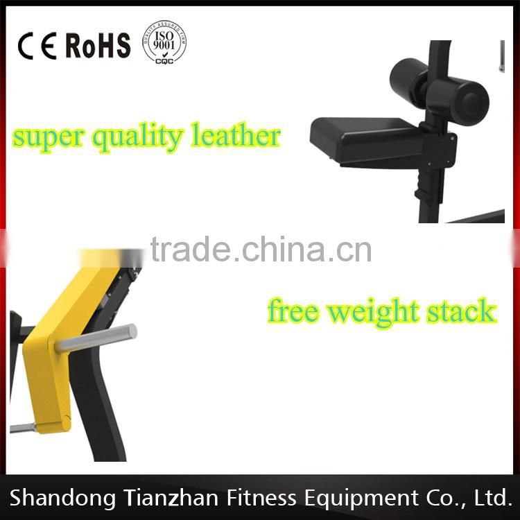 High Quality Integrated GYM Trainer Type 45 Degree Leg Press Machine /Gym Machine/Fitness Equipment