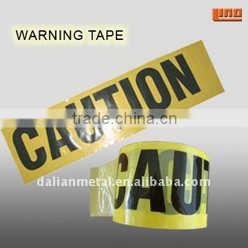 Nicelife SGS Certificated Aluminum Foil Underground Detectable Warning Tape for Buried Water Line Protection