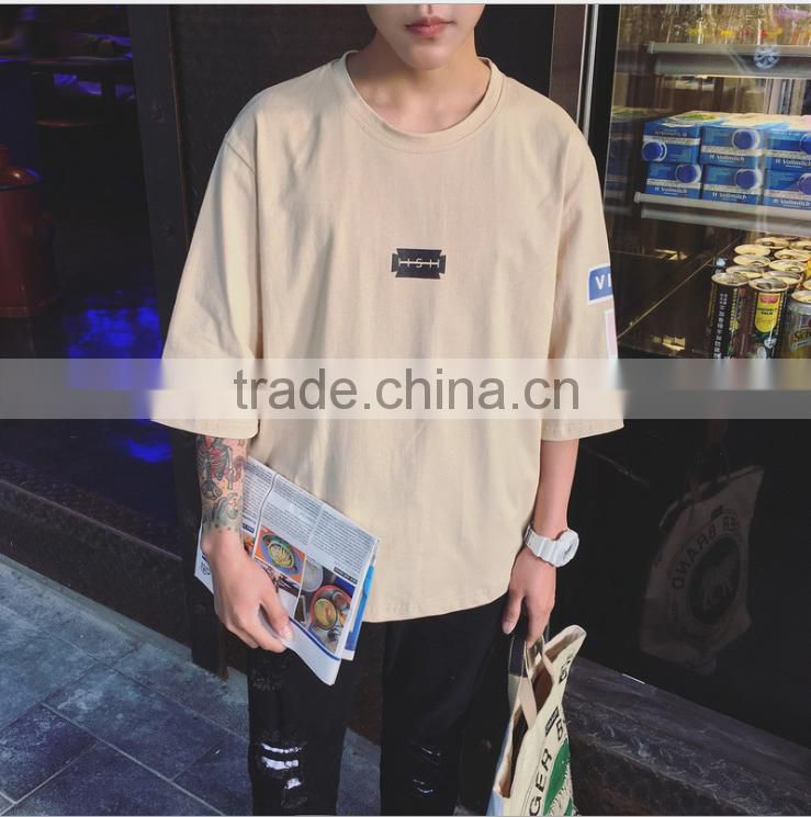 high quality customt shirt for men