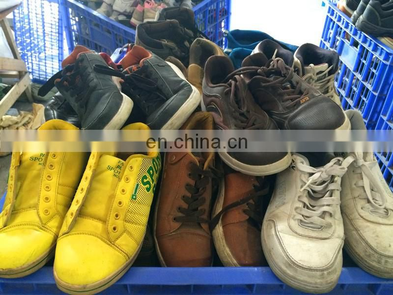 wholesale Fashion used single shoes for Nigeria