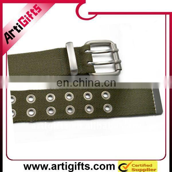 fashion canvas belts and buckles