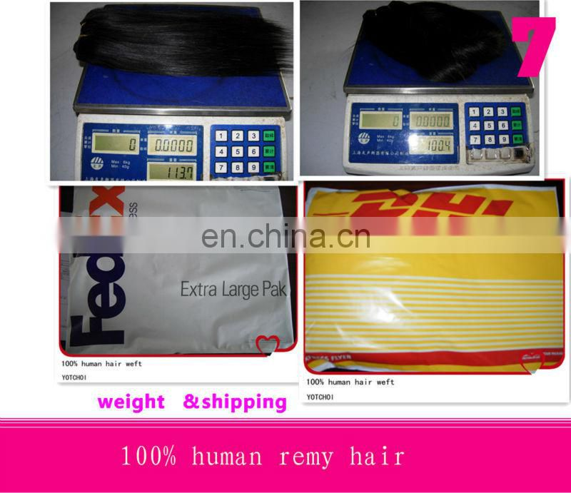 Hot sale factory cheap price high quality 100% human remy leopard print hair extensions
