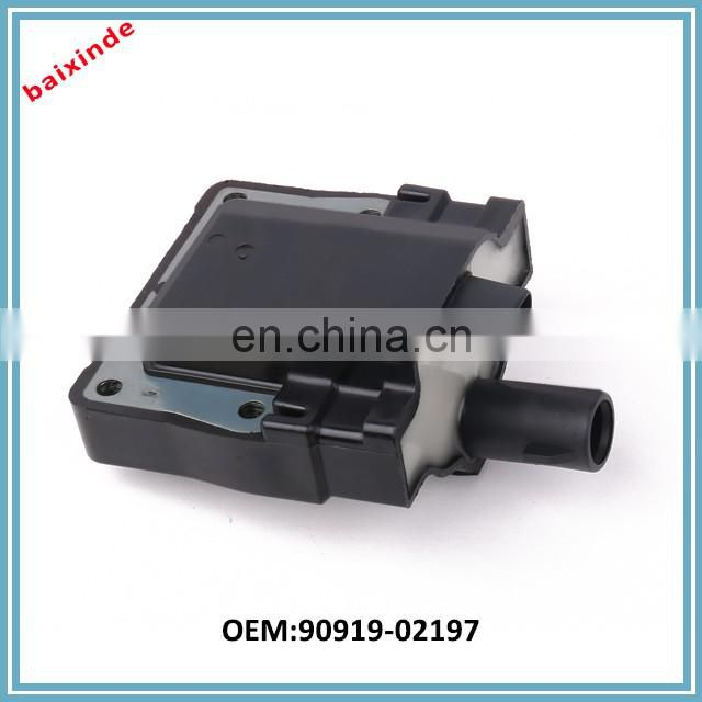 Stock now for Auto Engine System Cheap Ignition Coil Price 90919-02197