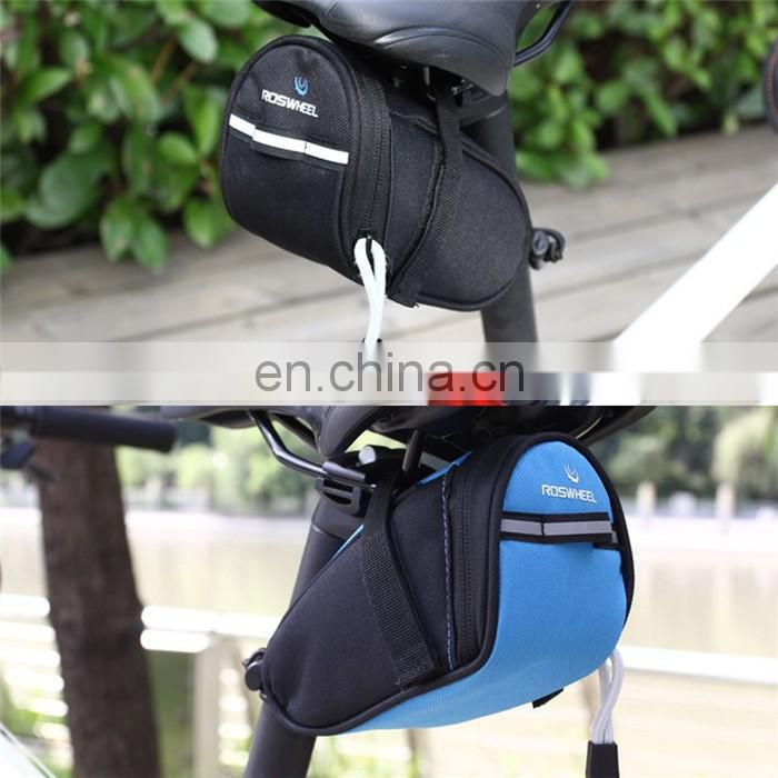 New Bike Bicycle Cycling Rear Seat Trunk Rack Bag Pack Pannier Shoulder Handbag/bike seat bag