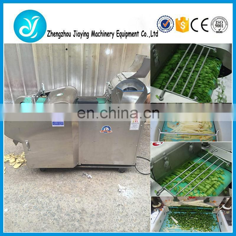 Industrial fruit vegetable cutting machine for sale