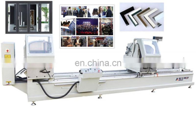 Two-head saw for sale curtain wall milling drilling machine and cnc center cutting with great price