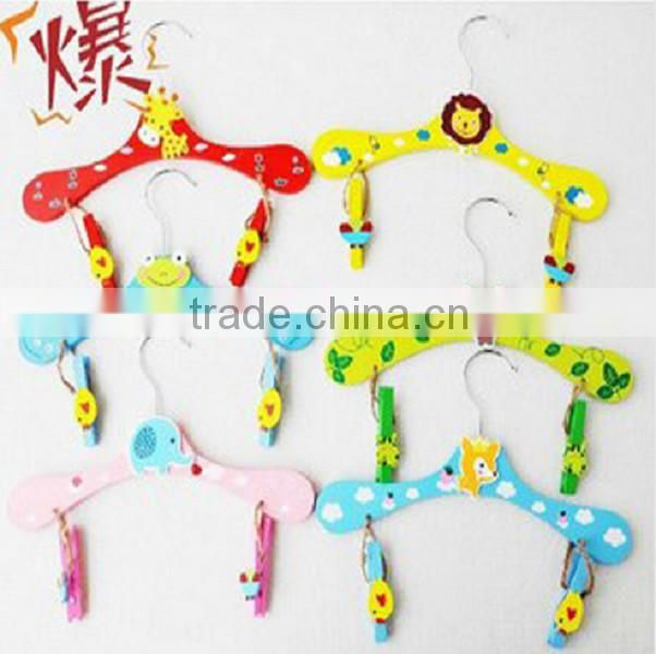 Cute Cartoon Baby Hanger/Kids Hanger
