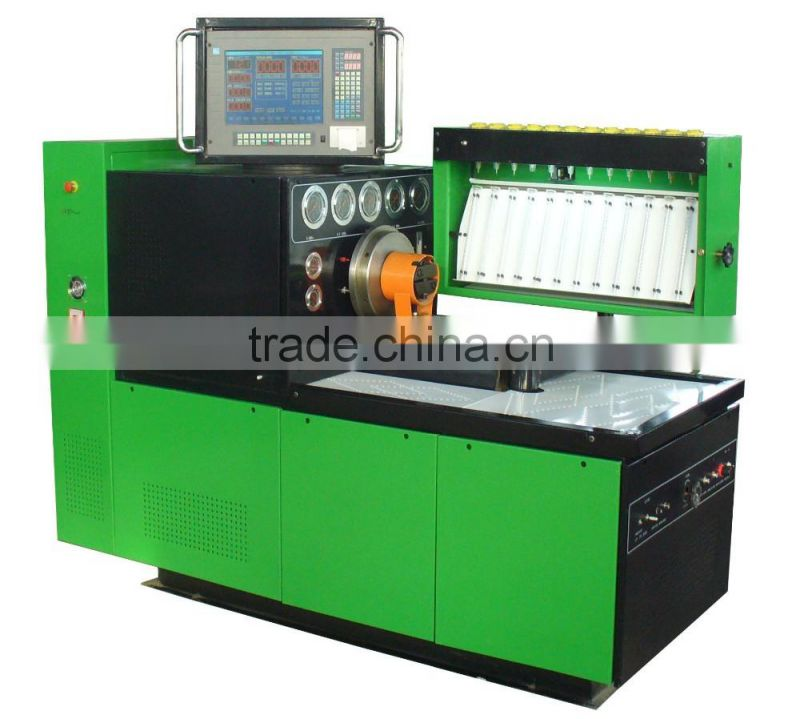 15kw diesel fuel injection pump test bench for auto diagnostic