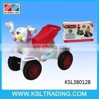 Nice design bear plastic walker baby price for children