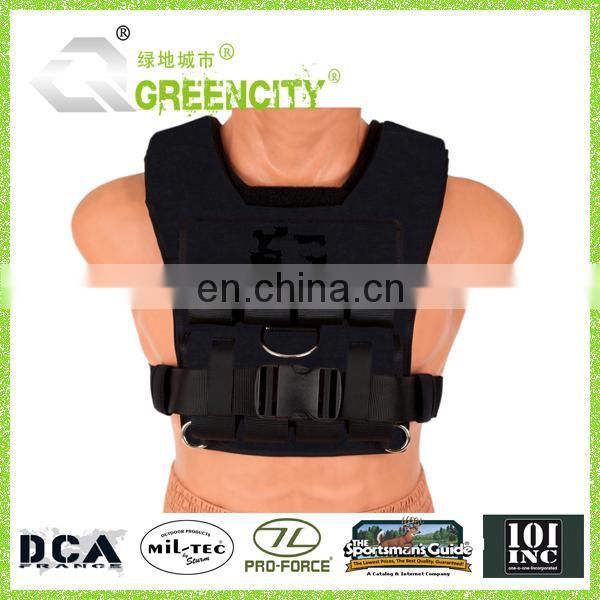 Military/Tactical Multicam Body Armor Vest