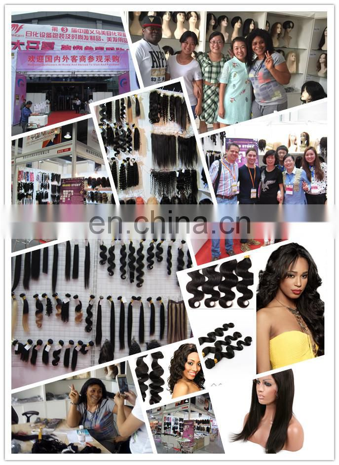 Virgin hair cuticle aligned hair silky straight hair weave