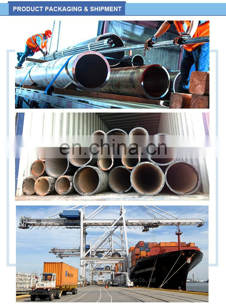 China professional supply Cr2Mo alloy seamless steel pipe