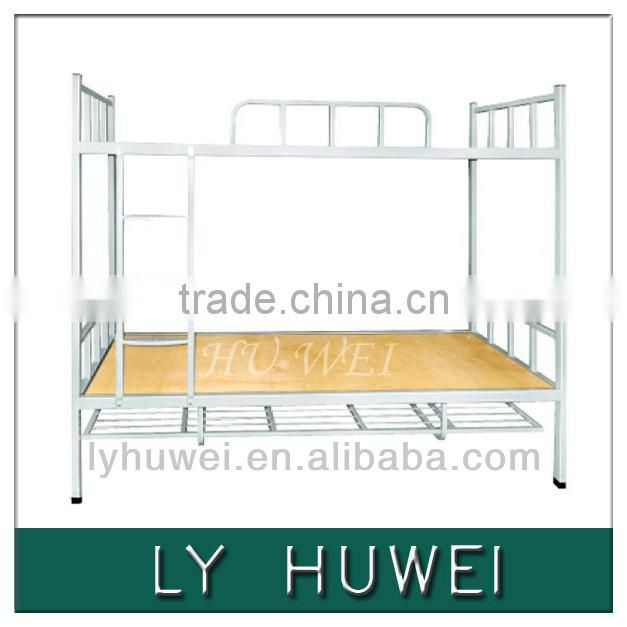 School double decker metal bed