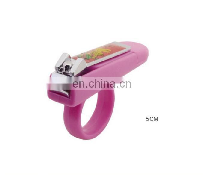 carbon steel nail clipper for new born baby