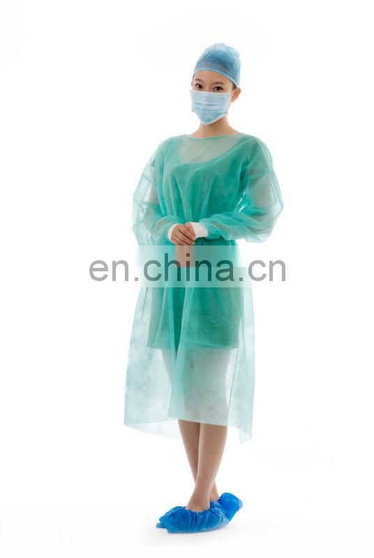 Free Sample For disposable surgical gown